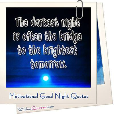 100 Motivational And Famous Goodnight Quotes And Sayings