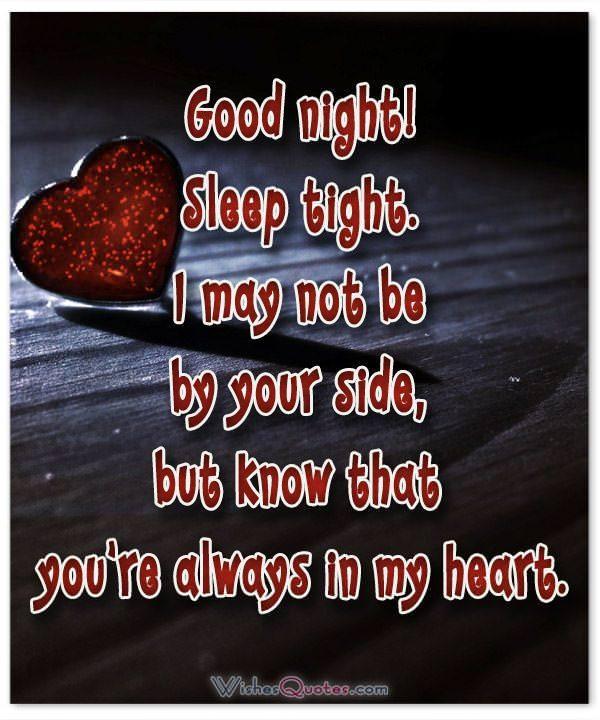 Sweet Ways Say Goodnight
