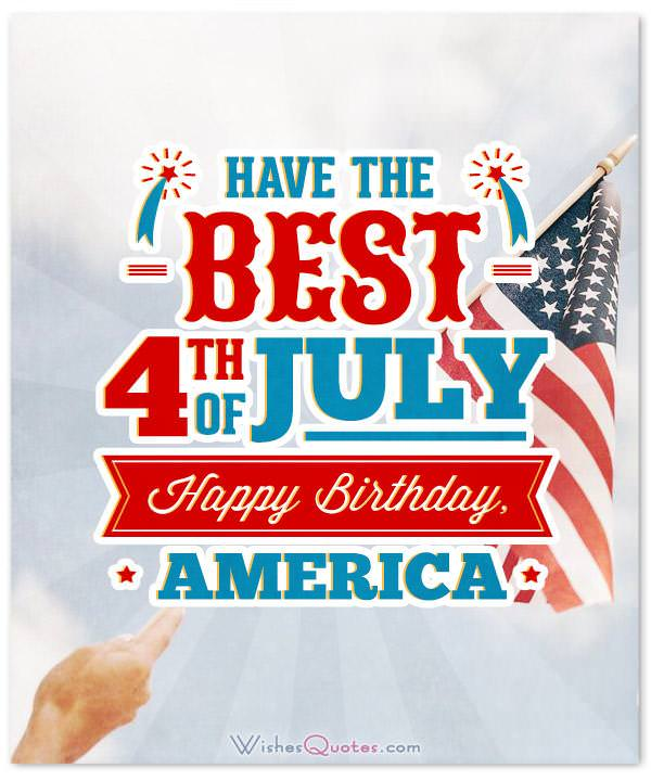 Freedom Independence And 4th Of July Quotes By Wishesquotes