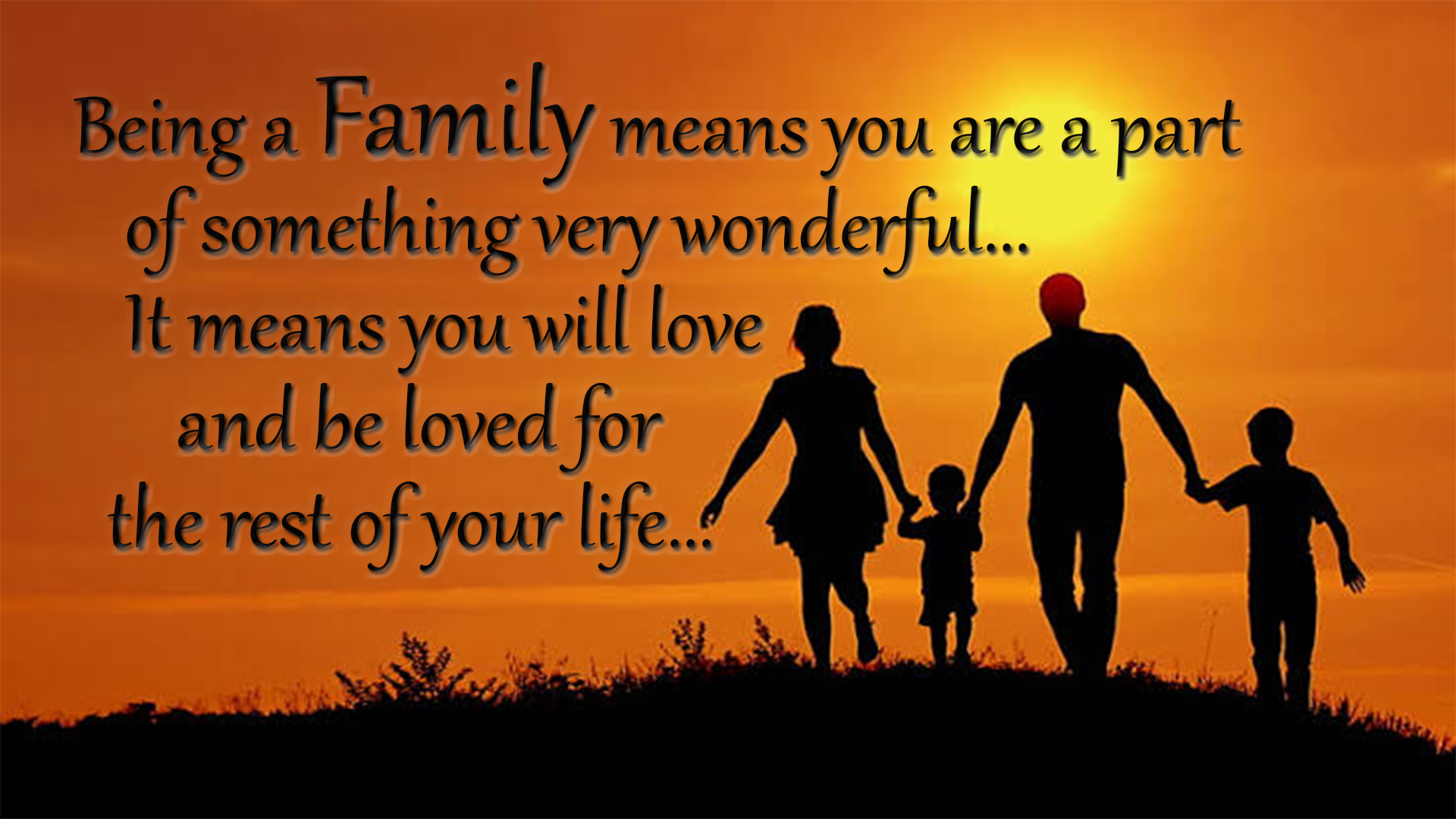 Happy Family Day Beautiful Family Quotes Sayings