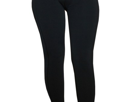 Ladies Full Legging High Waist Plus Size Sun Protective