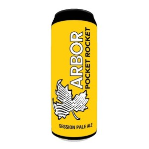 Arbor Pocket Rocket Can 568ml