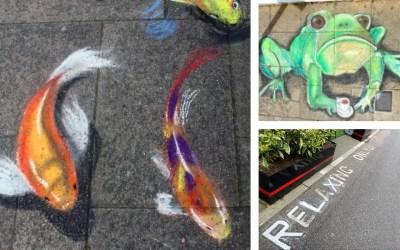 Student Street Art