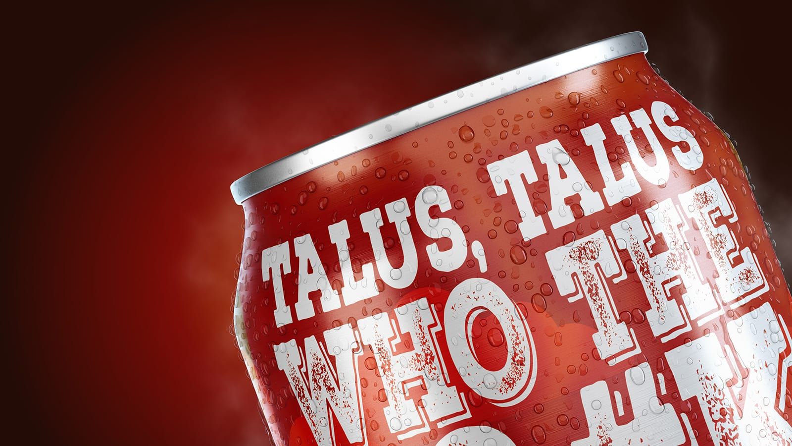 Wishful Drinking Who the Fuck is Talus