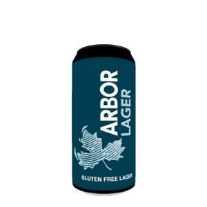Arbor Lager Can 440ml