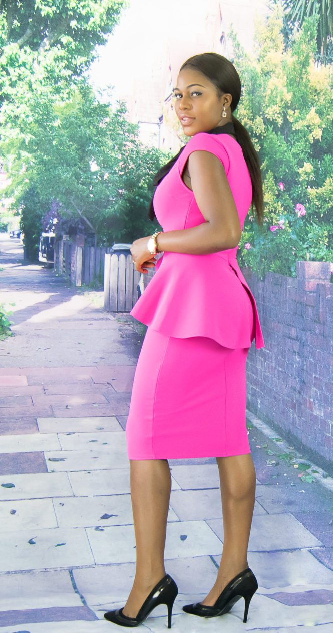 peplum midi dress-wishfulelegance-5