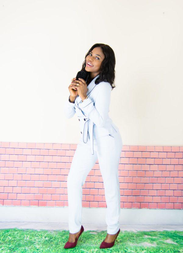 chic suit