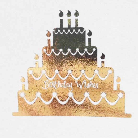 Cake and Candles 3