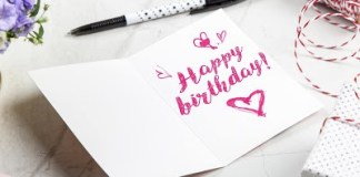 Happy Birthday Message to a Friend