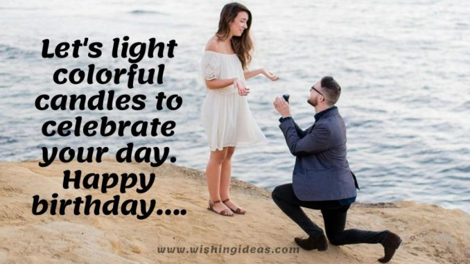 happy birthday for love images