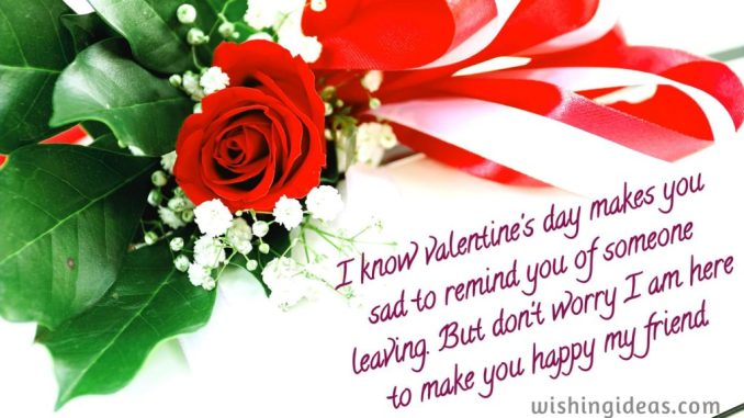 Happy Valentine Day Messages for Friends