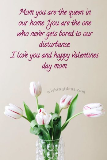 Valentines day message for wife