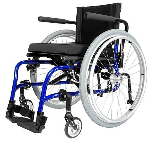 Quickie 2 Lite Wheel Chair Los Angeles