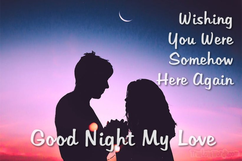 Good Night Quotes And Message For Boyfriend