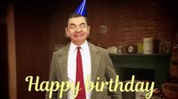 Happy birthday funny Gif download - Happy birthday Gif