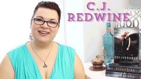 Epic Author Facts: C.J. Redwine | The Shadow Queen - YouTube