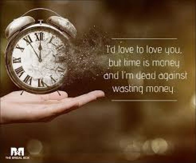 Love Quotes About Time