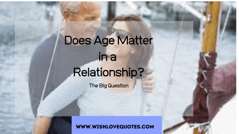 age gap differences in relationship