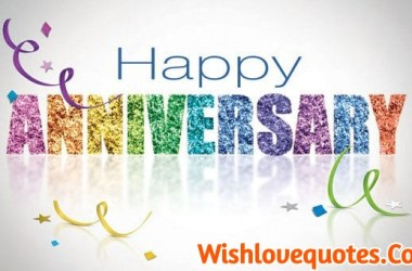 Happy Work Anniversary Wishes