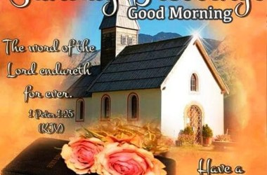 good morning sunday blessings