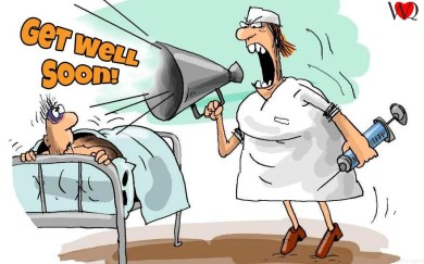 Funny Get Well Soon Messages
