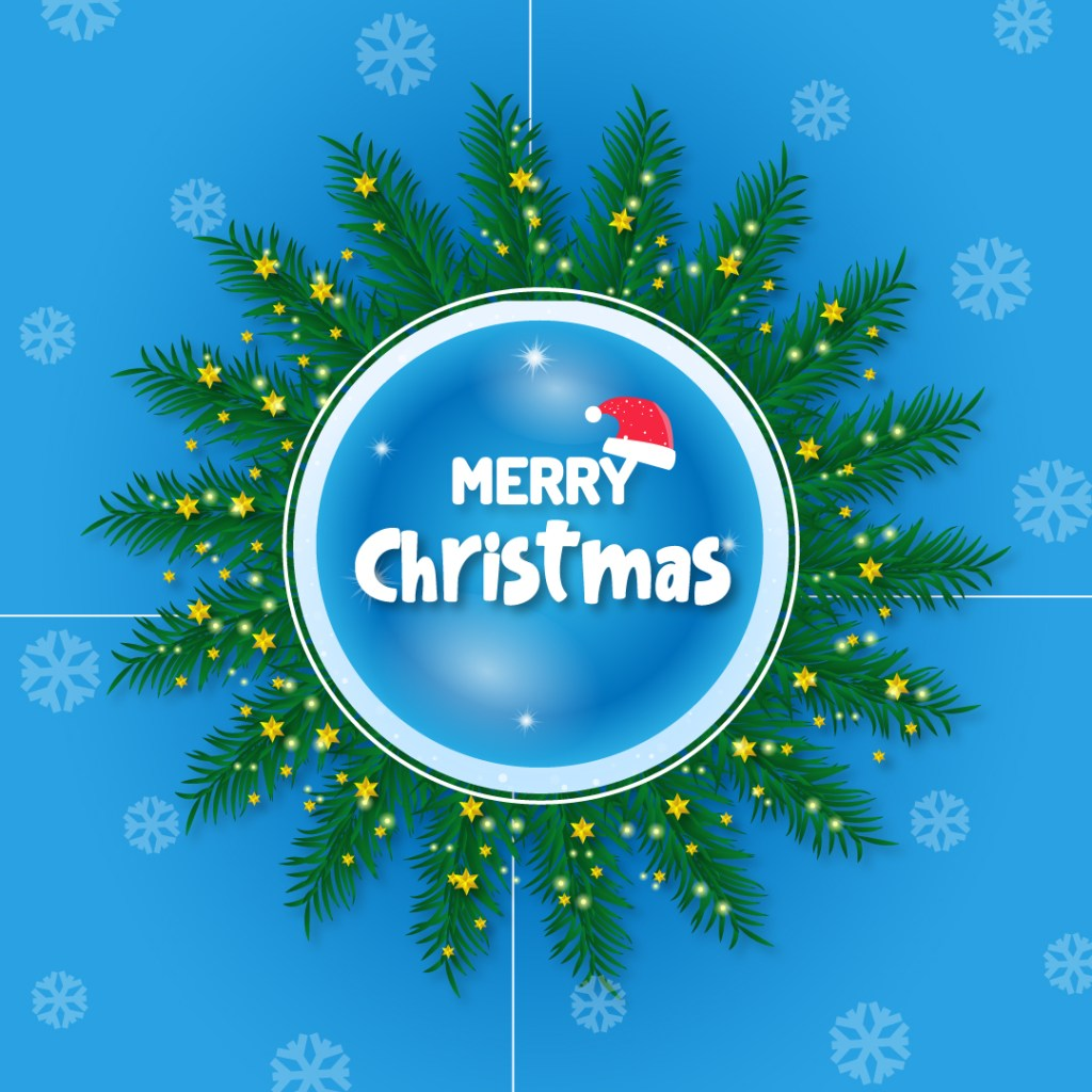 merry christmas images 2020