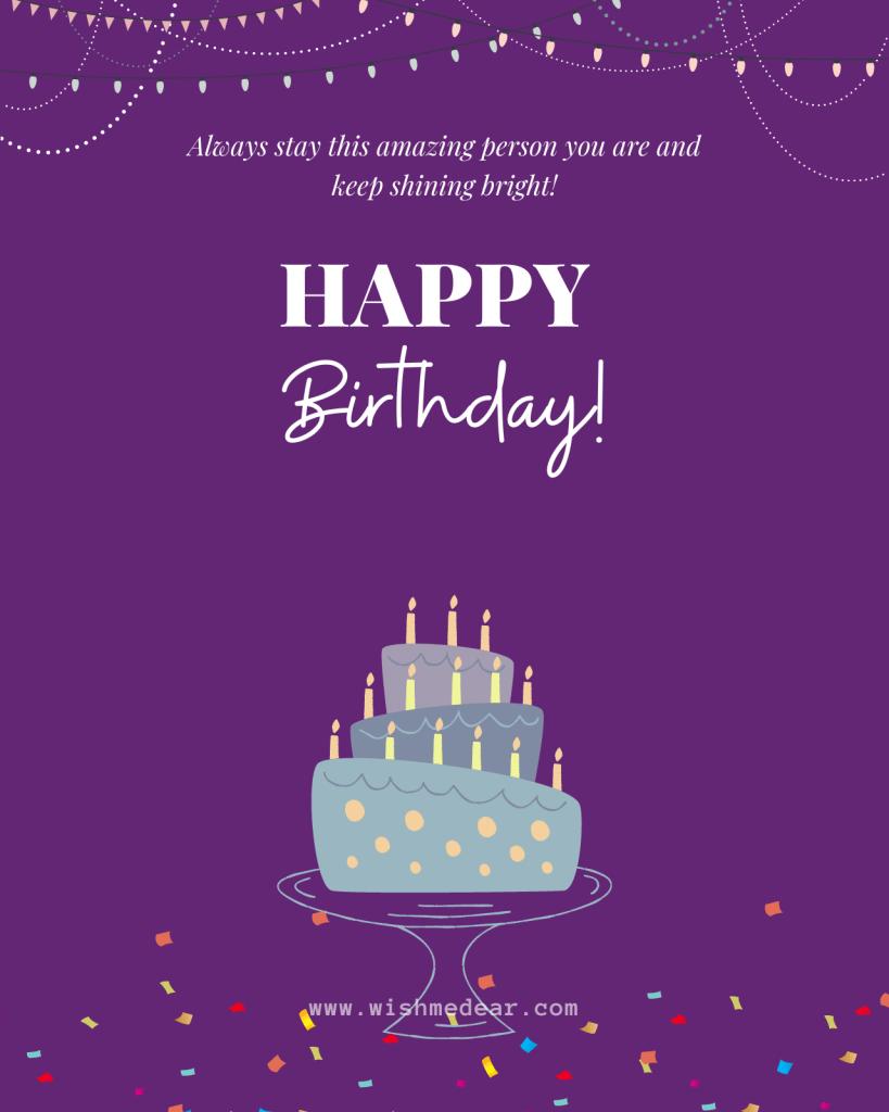 happy birthday virtual card