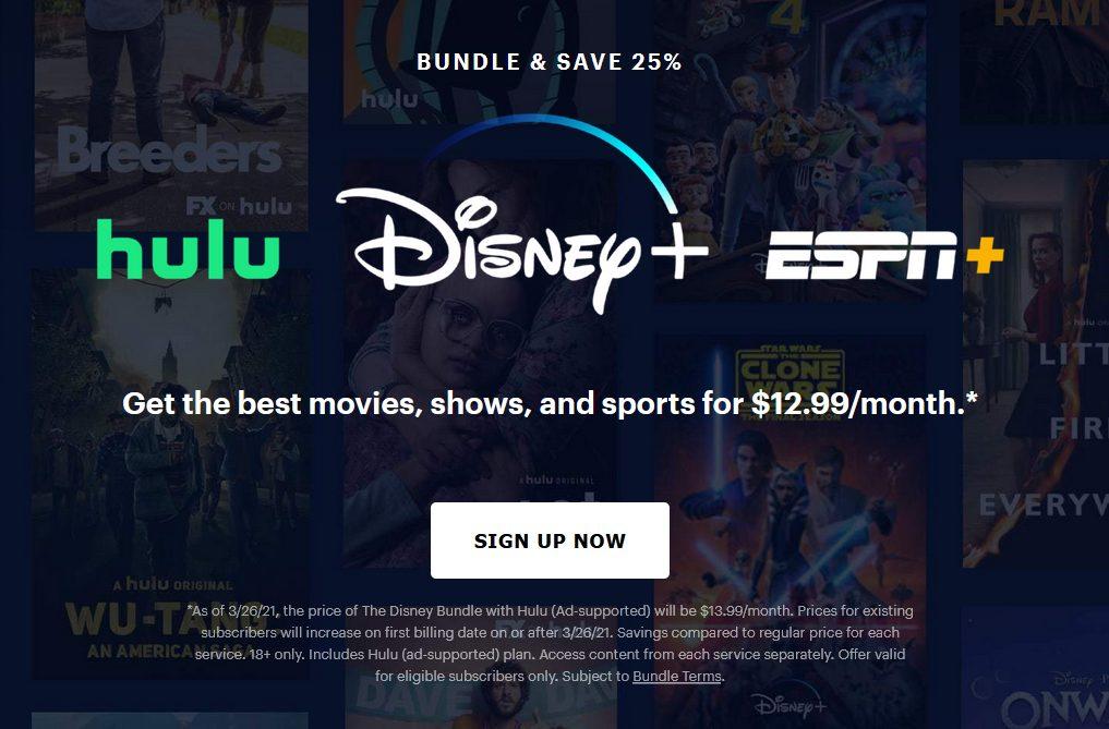 Hulu Bundle