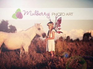 Unbridled Unicorn Horn™ - Photo © Mulberry Photo Art (Australia)