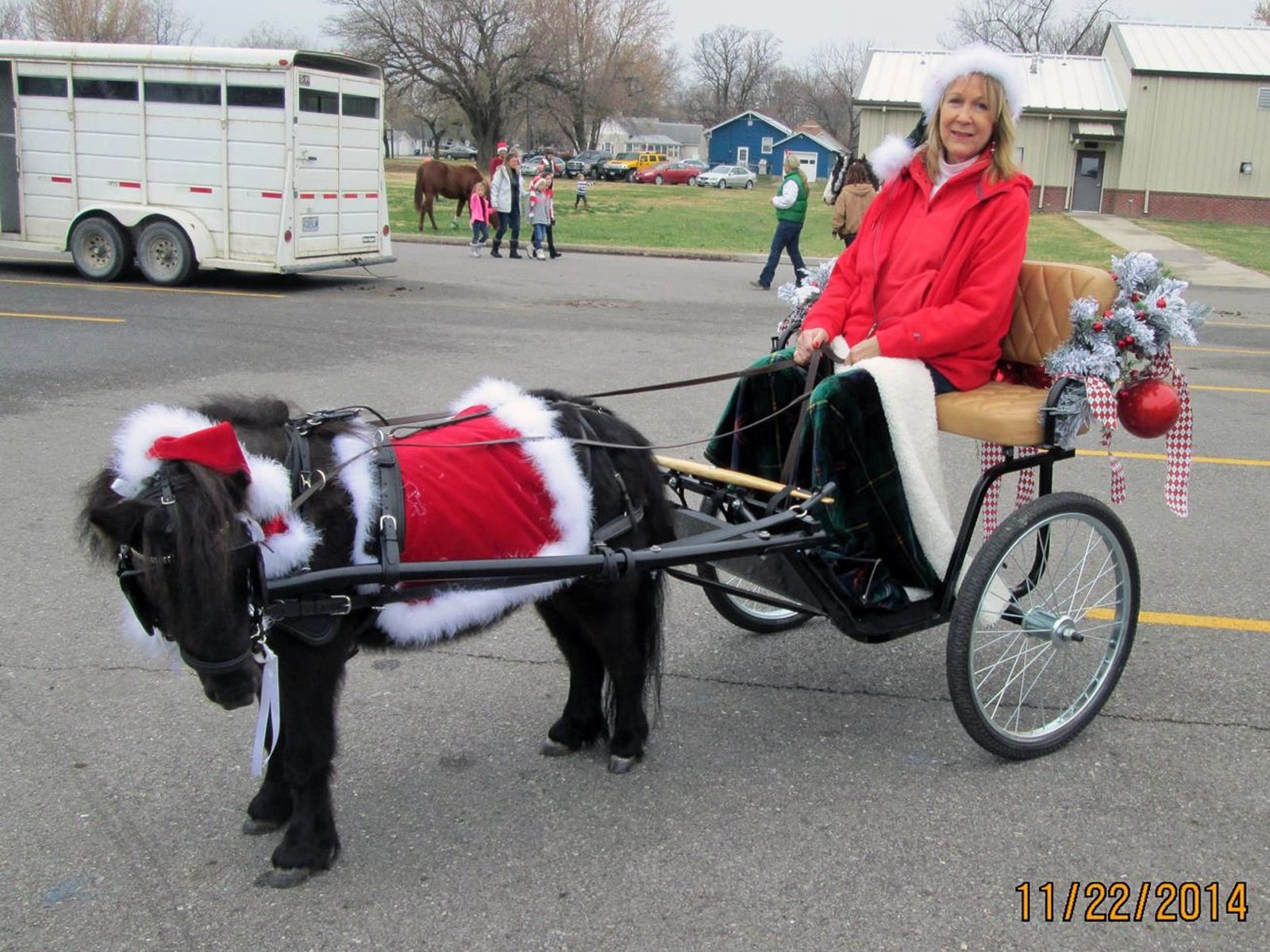 Wishpony Christmas Costume