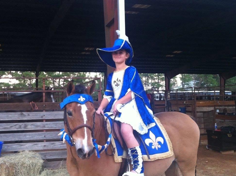 Wishpony Renaissance Pony Costume Set