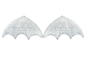 Dragon WIngs Costume for Horses