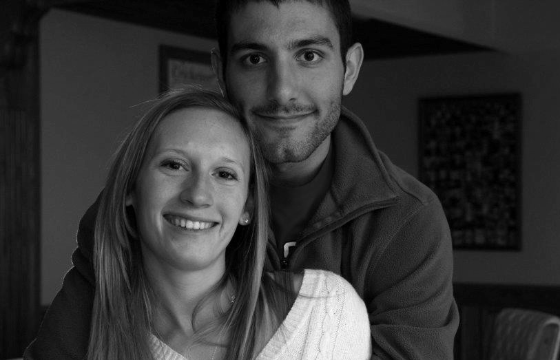24-year-old Nathan Trapuzzano and his wife, Jennifer_124438
