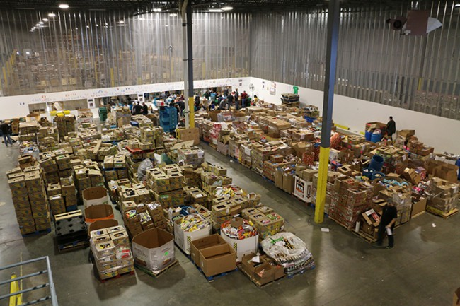 Gleaners Food Bank of Indiana receives a $10,000 grant_103093