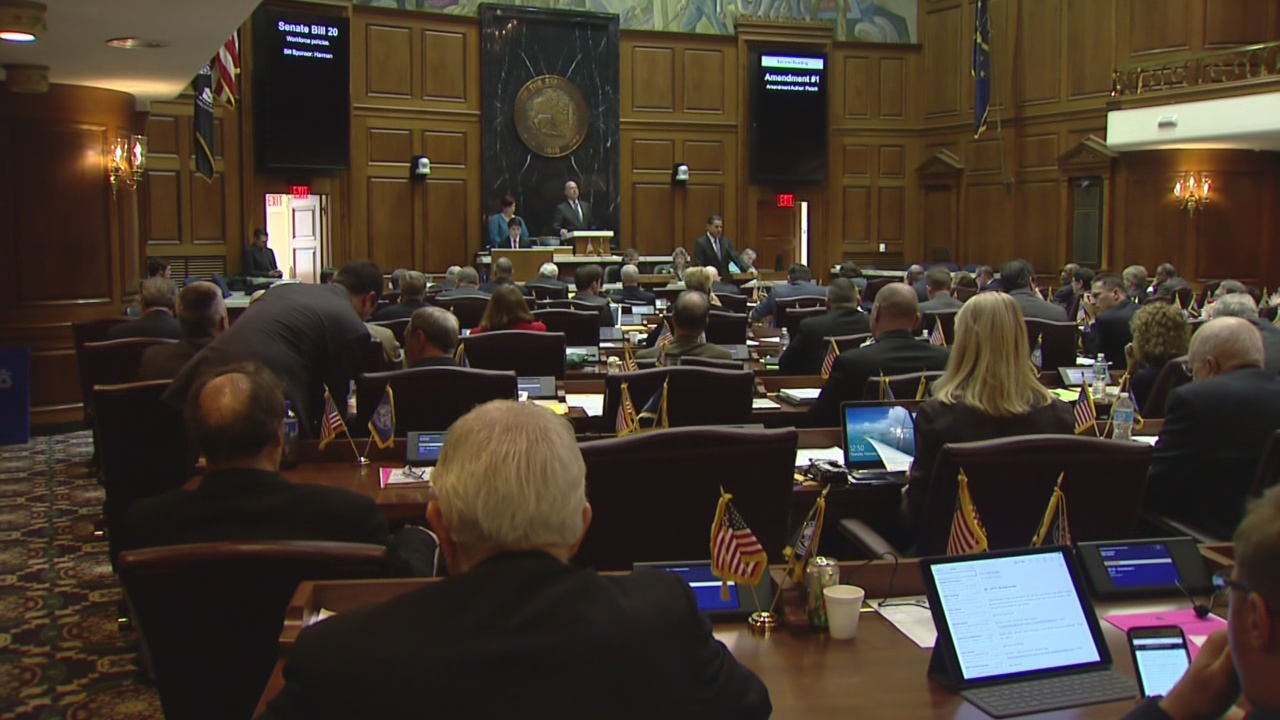 Indiana House rejects LGBT protections again