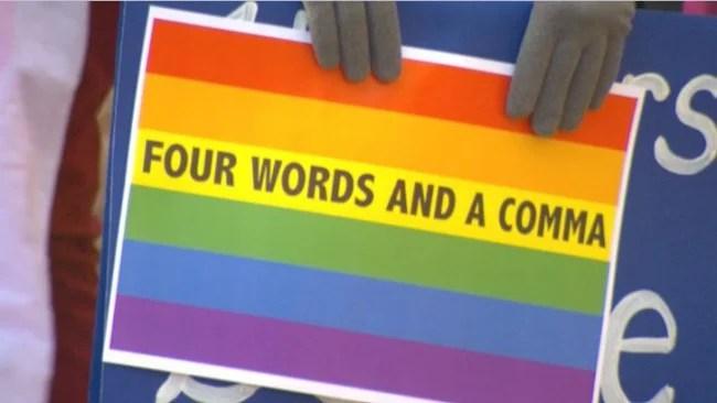 LGBT rally sign_359081
