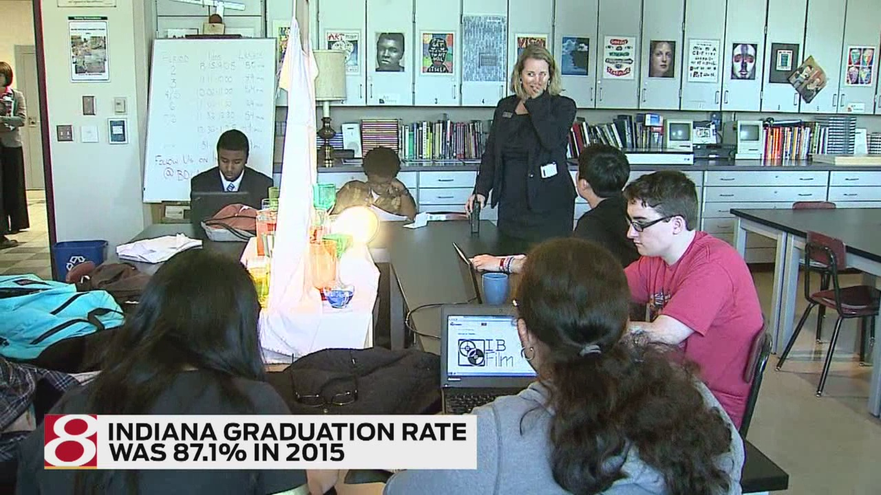 White House: U.S. high school graduation rate reaches record high