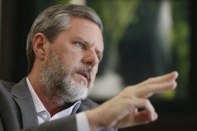Liberty sues Jerry Falwell Jr., seeking millions in damages - WISH-TV