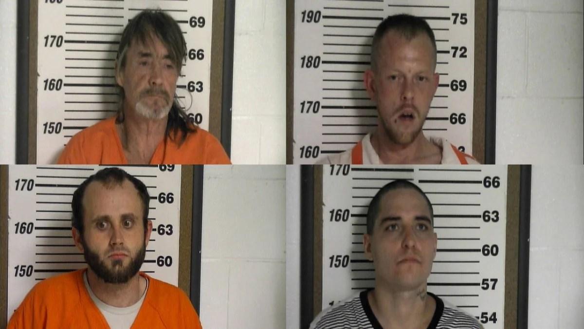 Cocke County Escaped Inmates_547182