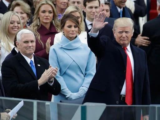 Trump Inauguration_560914