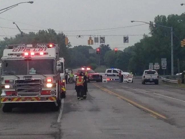 Johnson County hazmat spill_646292