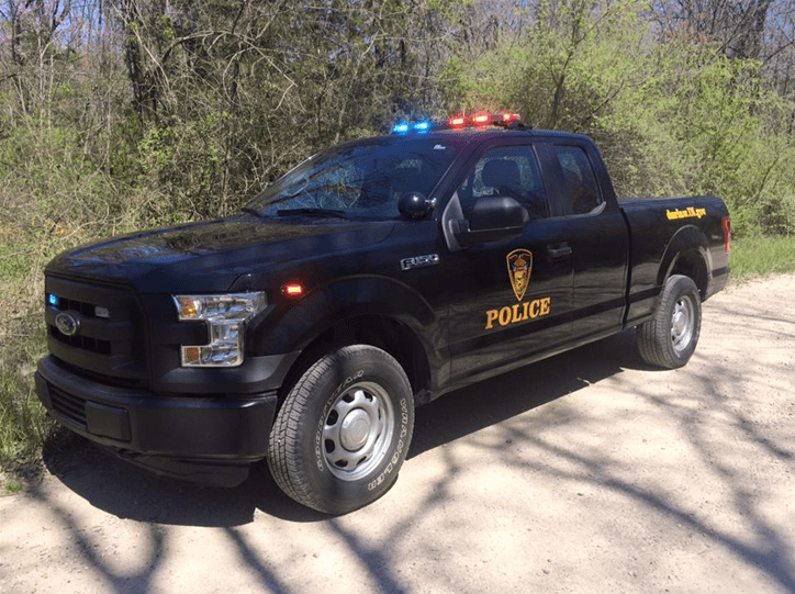 DNR truck Department of Natural Resources conservation officers_663012