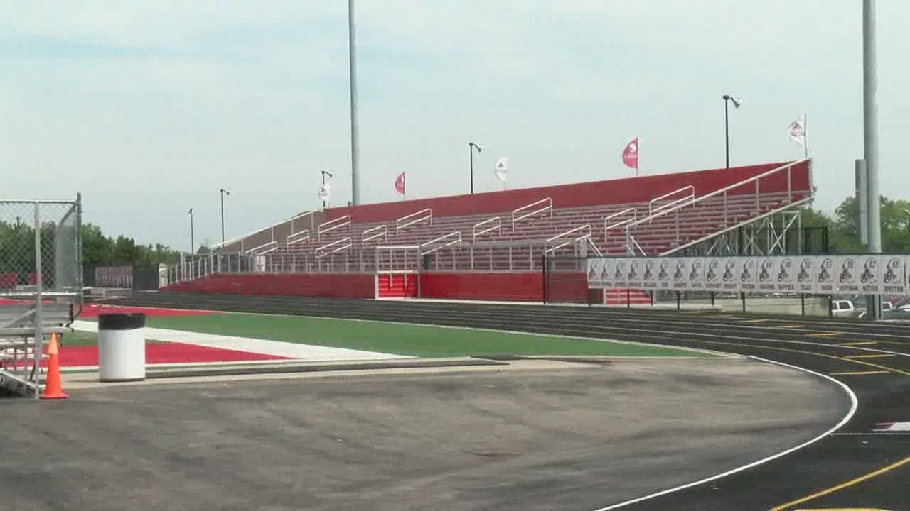 Center Grove football field_708695