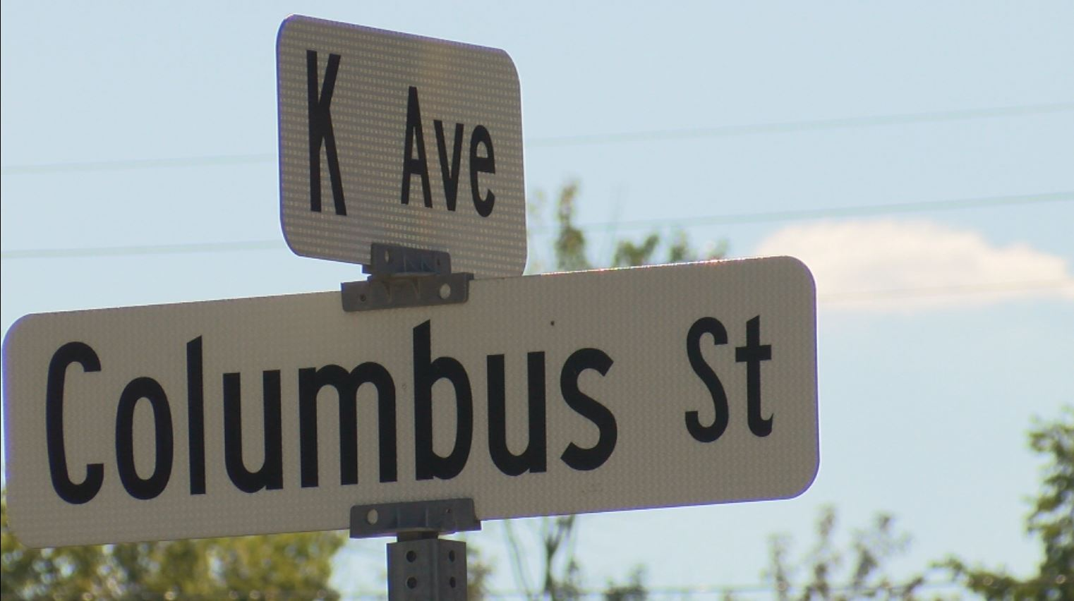 K ave and Columbus st_724915