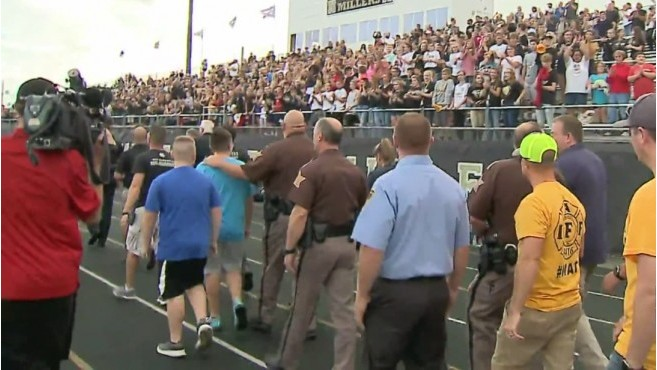 Honoring heros of Noblesville school shooting