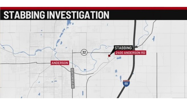 Person stabbed in Chesterfield, Indiana; suspect in custody