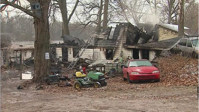 Fatal fire in Logansport, Indiana, ruled undetermined