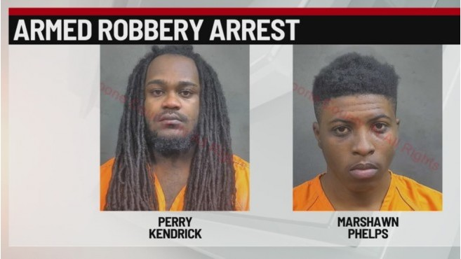 Arrest in armed robbery in Lebanon, Indiana