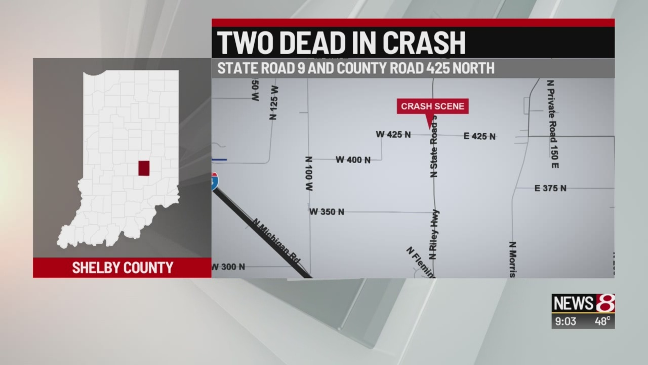 2 killed in Shelby County crash
