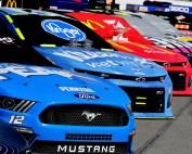 Daytona 500 cars